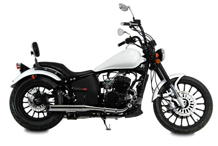 ajs regal raptor daytona 125 ajs cruisers new bikes mph moto. Black Bedroom Furniture Sets. Home Design Ideas