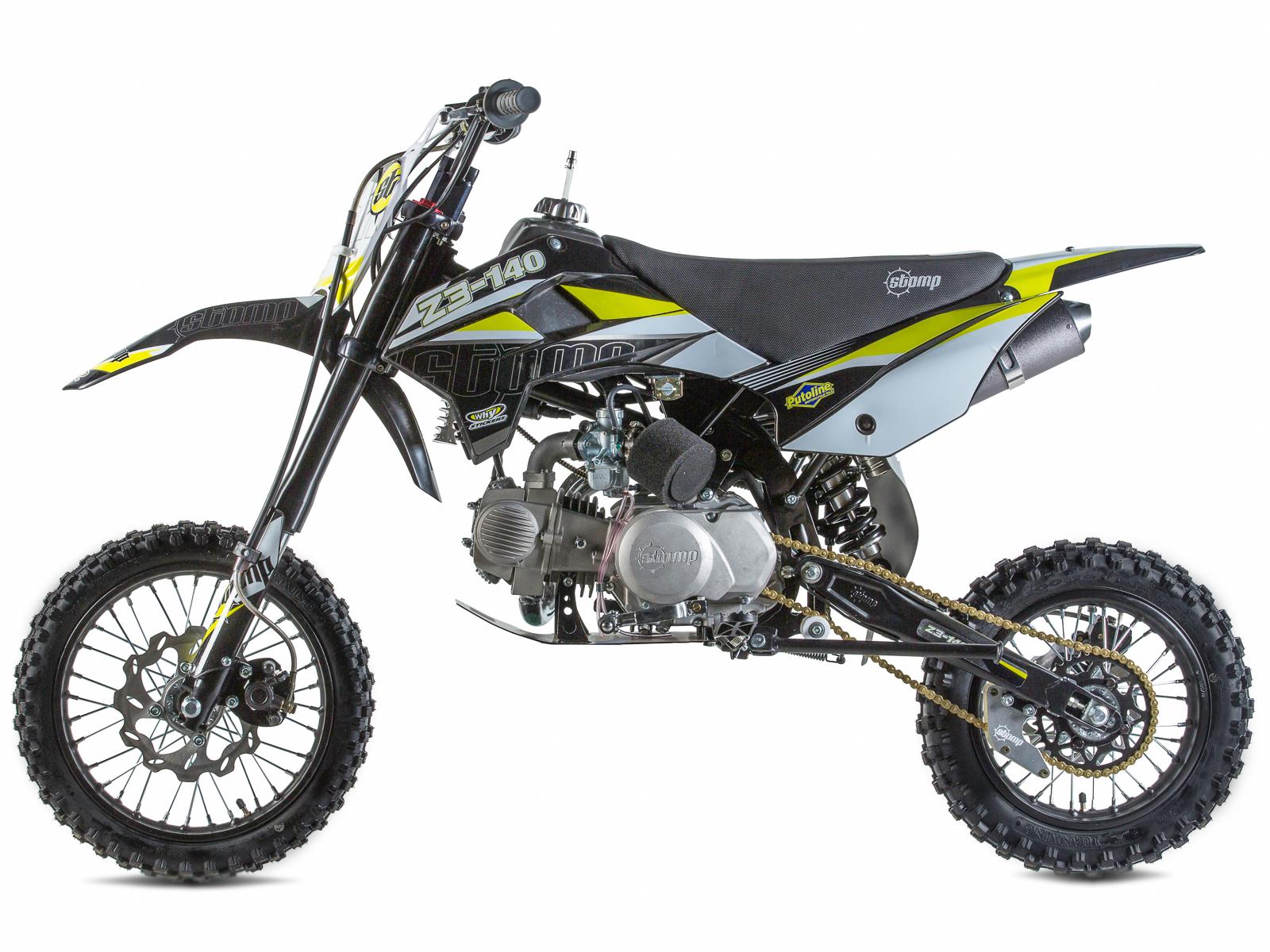 Stomp STOMP Z3-140 PIT BIKE | Stomp Bikes | New Bikes | MPH Moto